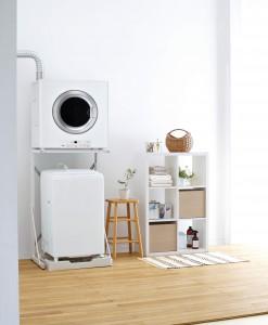 ガス衣類乾燥機乾太くん屋内設置イメージRDT-54S_S